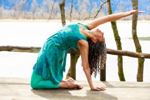 Luminance Yoga Laura Washington in Portland Oregon