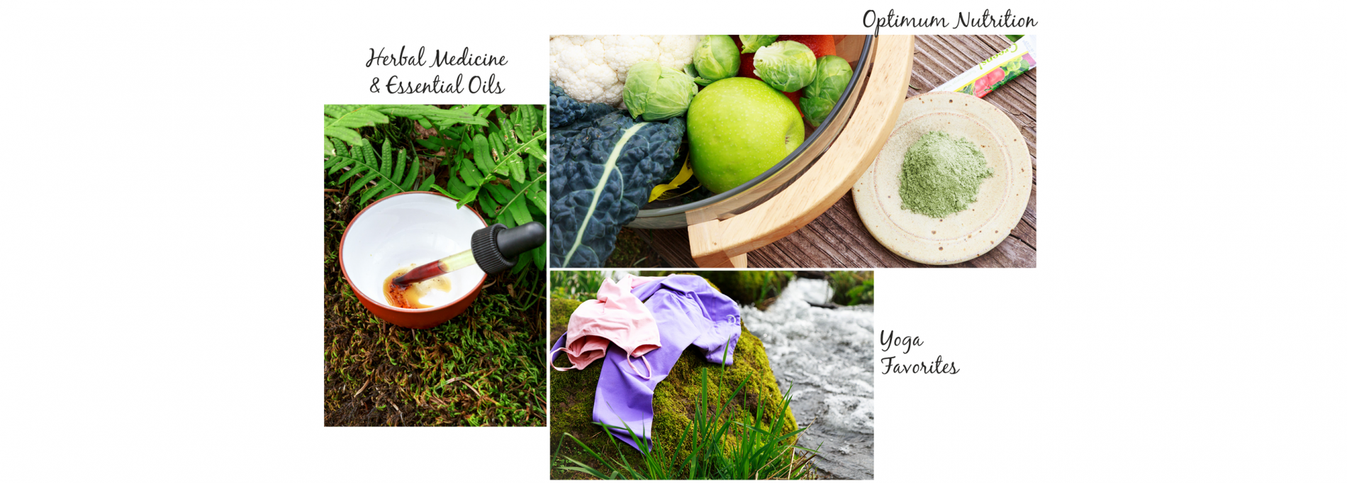 Luminance Shop for Yoga Clothes and Props, Optimum Nutrition, Essential Oils and Herbal Medicine